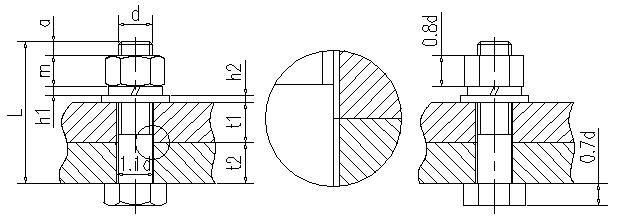 螺栓连接规范